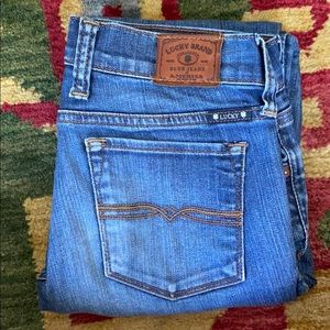 Donating soon! 💎 Lucky Brand Blue Jeans